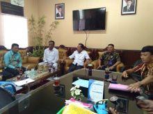 Bahas Potensi Ketahanan Pangan dan Perikanan, Komisi B DPRD Pasaman Datangi Dinas Ketapang Perikanan Kampar