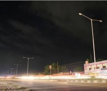 Tingkatkan Kenyamanan Warga Pasaman, Sebanyak 300 Unit LPJU Diperbaiki Dishub Selama Tahun 2019