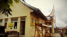 Pemko Bukittinggi Dinilai Ingkar Janji, Pemilik Tanah Hentikan Proyek Renovasi Kantor KAN MKS Bukittinggi