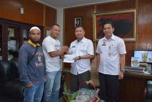 Enam Petinju Wakili Kota Padang Panjang Berlaga di Kejurda Tinju Amatir Bupati Cup