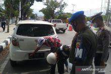 Polisi Tindak 100 Pelanggar pada Hari Pertama Operasi Zebra Singgalang 2020