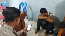 Ditangkap Warga, Maling Kotak Amal Tawarkan Uang Hasil Curiannya ke Polisi