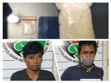 Lagi, Sat Res Narkoba Polres Bukittinggi Ringkus Dua Pemuda Pengedar Sabu