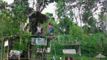 Laing Park, Menjawab Wisata Murah Nan Menantang di Solok