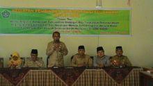 Kemenag Kabupaten Solok Gelar Pembinaan Administrasi Keuangan