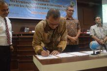 Pemko Payakumbuh- Unand Kembali Ikat Perjanjian Kerjasama