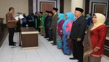 Walikota Payakumbuh Riza Falepi Lantik 9 Pejabat