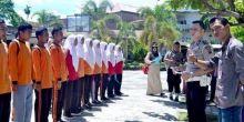 40 Pelajar Terpilih Sebagai Calon Anggota Paskibraka di Pasaman Barat