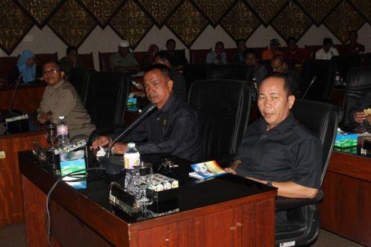 Ketua Pansus III DPRD Padang, Faisal Nasir: Program OPD Tidak Bersentuhan dengan Visi Misi Walikota