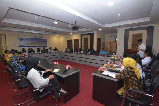 Tingkatkan Peran KB, Pemko Padang Panjang Selenggarakan Rakorda Tahun 2016