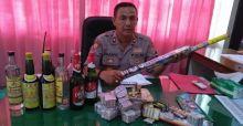 Ganggu Kenyamanan Warga saat Tarawih, Polisi Sita Ribuan Petasan di Kota Padang