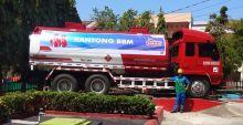 Jelang Lebaran, Kebutuhan BBM di Sumbar Melonjak, Pertamina Mulai Operasikan SPBU Kantong