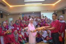 Reuni Perak Angkatan 92 SMEA 2 Padang, Para Alumni Ingin Jadi Bapak Angkat Bagi Almamater