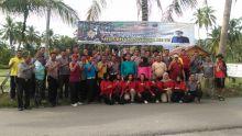 Gandeng Ketua DPRD, Polres Pasaman Gelar Memancing di Kolam Padang Undang Lubuk Layang Rao Selatan