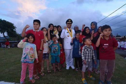 Wako Hendri Arnis Ucapkan Terimakasih pada Warga, Padang Panjang Terima Anugrah Kependudukan