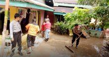 Banjir Bandang di Sawahlunto, 10 Hektare Sawah Gagal Panen