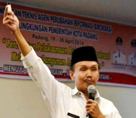 Majukan Perkoperasian, 312 Pengelola KJKS Kelurahan di Kota Padang Ikuti TOT