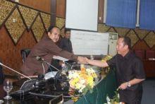 Wahyu Geram Banyaknya Anggaran Ganda di SKPD Pemko Padang