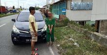 Rampas Motor Milik Warga, Begal Ditangkap di Koto Marapak Padang