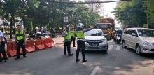 Atasi Macet di Pasar Koto Baru, Polisi Siapkan Jalur Alternatif di Lintas Padang - Bukittingi