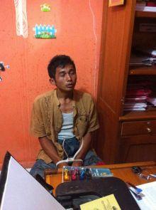 Sodomi Anak Dibawah Umur, Buruh Ini Ditangkap Polisi di Sungai Puar