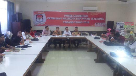 KPUD Kota Padang Mulai Sosialisasikan Pilkada Serentak 2018