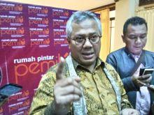 KPU - RI Gelar Konsolidasi Regional Peningkatan Partisipasi Masyarakat Pemilu 2019 dan Pemilihan 2020 di Bukittinggi