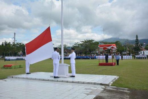 Upacara Peringatan Hari Sumpah Pemuda di Kota Padang Panjang Berlangsung Khidmat