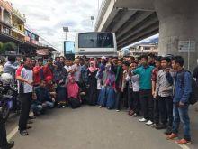 Hari Ini, Ratusan Peserta Aksi Bela Islam 212 Asal Bukittinggi dan Agam Bertolak ke Ibukota Jakarta