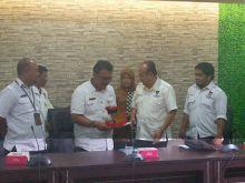 Sekretariat DPRD Bandung Apresiasi Sinergi DPRD Padang dengan Wartawan