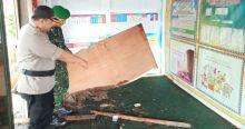 Polisi Masih Lakukan Penyelidikan Terbakarnya Gudang Logistik KPU Pesisir Selatan