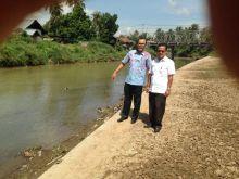 Siapkan Persediaan Air, Masyarakat Bukit Kandung Kabupaten Solok Bangun Embung