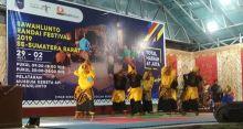 Festival Randai se-Sumbar di Sawahlunto Diikuti Lebih 1.000 Peserta