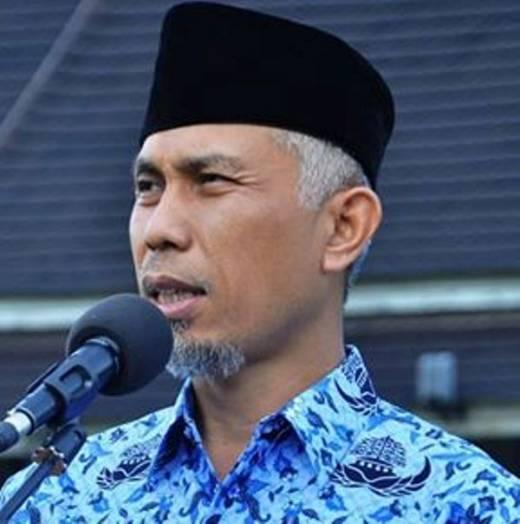 Ditinggal Nasir Ahmad, Walikota Padang: Pengganti Sekda Defenitif Ditargetkan Secepatnya
