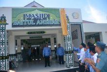 Wawako Emzalmi Resmikan Masjid di Dalam Rutan Anak Aie Padang