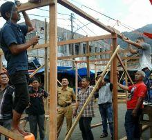 Walikota Padang Panjang: Besok Senin Pedagang Korban Kebakaran Sudah Bisa Berjualan Lagi