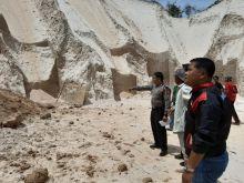 Nahas, Seorang Penggali Tanah Tewas Tertimbun Galian Pasir di Simarasok Agam
