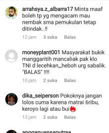Ulah Anggota Moge yang Pukuli Dua Anggota TNI dan Rusak Mobil Warga di Bukittinggi Ini Bikin Netizen Geram