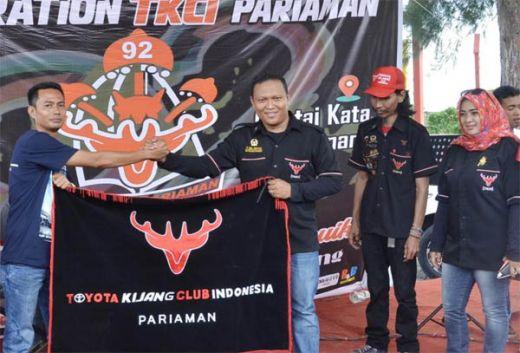 TKCI Pariaman Resmi Menjadi Club ke-92 di Indonesia